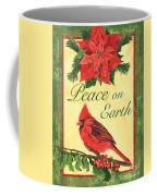 Xmas Around The World 1 Coffee Mug by Debbie DeWitt