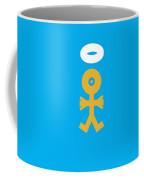 Xmas Baby Angel Icon Coffee Mug
