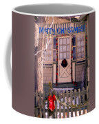 Xmas House 1 Coffee Mug