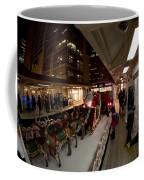 Xmas Train Float Coffee Mug