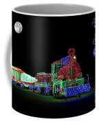 Xmas Tree Train Coffee Mug