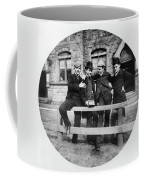 Yale Students, C1890 Coffee Mug