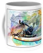 Yamaha Pelican Coffee Mug