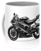Yamaha R6 Supersport Motorcycle Coffee Mug