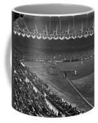 Yankee Stadium Game Coffee Mug by Underwood Archives