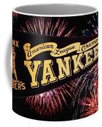 Yankees Pennant 1950 Coffee Mug