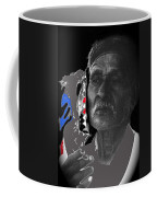 Yaqui Pascola Dancer Smoking Cigarette New Pascua Arizona 1969-2013 Coffee Mug