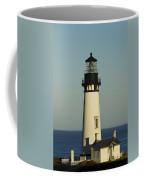 Yaquina Head Lighthouse 4 B Coffee Mug