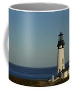 Yaquina Head Lighthouse 4 C Coffee Mug