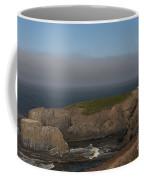 Yaquina Head Lighthouse-newport Coffee Mug