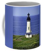 Yaquina Historic Lighthouse Coffee Mug