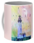 Yaquina Lighthouse Coffee Mug