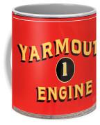 Yarmouth Engine 1 Coffee Mug