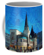 Yaroslavsky Railway Station Coffee Mug