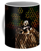 Yawning Panda  Coffee Mug