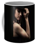 Yazmin Hat Coffee Mug