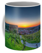 Yburg Sunset Coffee Mug