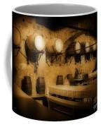 Ye Old Wine Cellar In Tuscany Coffee Mug by John Malone