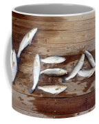 Yea It's Trout For Dinner Coffee Mug