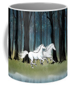 Year Of The Wood Horse Coffee Mug