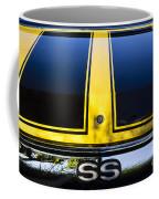 Yellow '71 Ss Coffee Mug