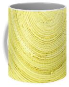 Yellow Arcs Coffee Mug