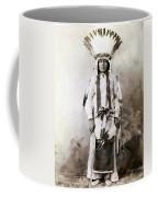 Yellow Badger 1880 Coffee Mug