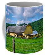 Yellow Barn Coffee Mug