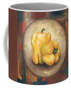 Yellow Bell Peppers Coffee Mug