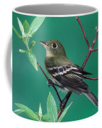 Yellow-bellied Flycatcher Coffee Mug