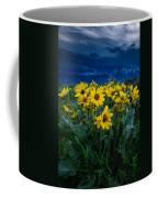 Yellow Bouquet Coffee Mug