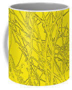 Yellow Branches Coffee Mug