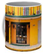Yellow Buidling Mexico Coffee Mug