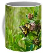 Yellow Butterflies Coffee Mug