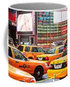 Yellow Cabs Coffee Mug