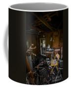 Yellow Chair Coffee Mug