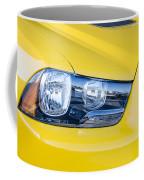 Yellow Charger 1520 Coffee Mug