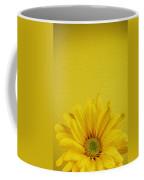 Yellow Chrysanthemum Coffee Mug