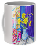 Yellow Daffodils Coffee Mug