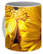 Yellow Daisies Coffee Mug