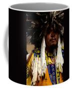 Yellow Dancer Coffee Mug