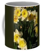 Yellow Day Lilies Coffee Mug