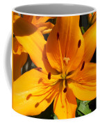 Yellow Delight Coffee Mug