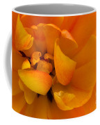 Yellow Double Tulip Coffee Mug