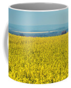 Yellow Field Coffee Mug