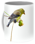 Yellow Finch Coffee Mug