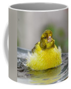 Yellow Finch Coffee Mug