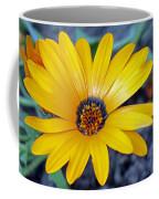 Yellow Flower Helianthus Coffee Mug
