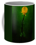 Yellow Flower In A Bottle I Coffee Mug