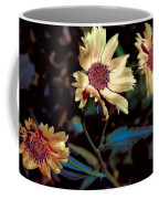 Yellow Flower Viii Coffee Mug